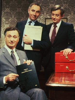Yes, Minister [TV Series]