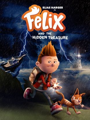 Félix and the Treasure of the Morgäa