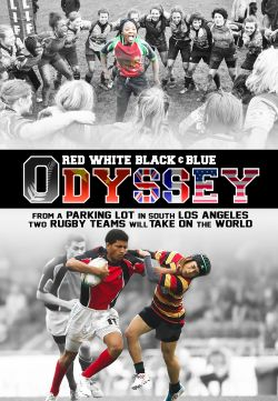 Red White Black & Blue Odyssey