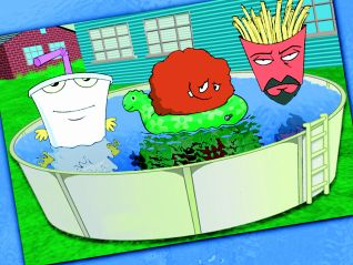 Aqua Teen Hunger Force [Animated TV Series]