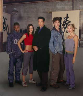 Black Sash [TV Series]