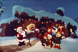 Flintstone Family Christmas