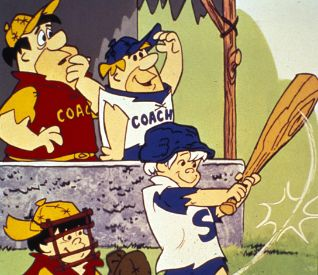 The Flintstones: Little Big League