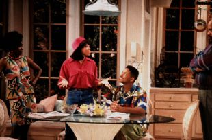 The Fresh Prince of Bel-Air : Did the Earth Move for You?