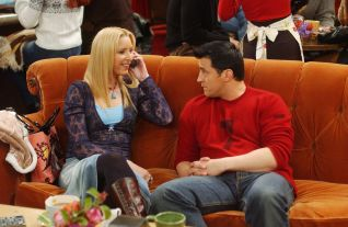 Friends: The One With the Blind Dates