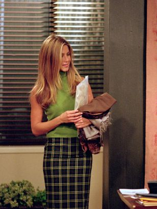Friends: The One With Rachel's Assistant