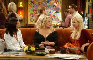 Friends: The One With Ross's Tan