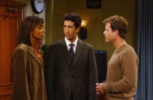 Friends: The One With Ross's Grant