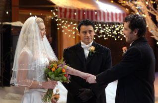 Friends: The One With Phoebe's Wedding