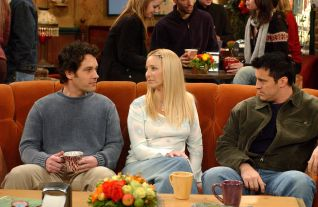 Friends: The One With Princess Consuela