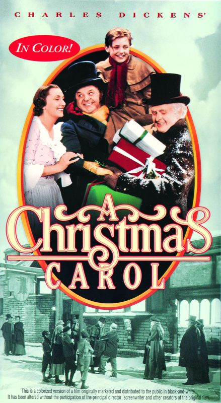 A Christmas Carol (1938) - Edwin L. Marin   Synopsis, Characteristics, Moods, Themes and Related ...