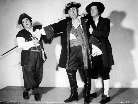 abbott and costello meet captain kidd songs