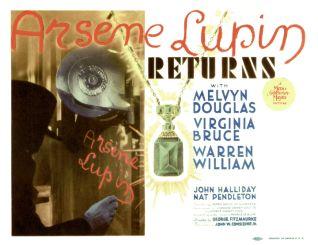 Arsene Lupin Returns