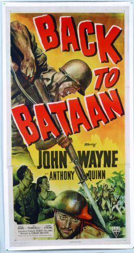 Back to Bataan
