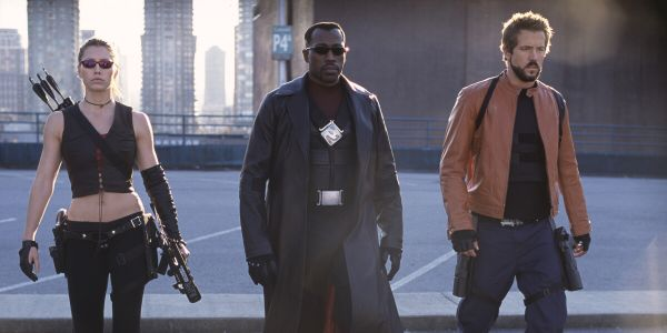 Blade: Trinity (2004) - David S. Goyer | Cast and Crew ... Blade Trinity Dracula Actor