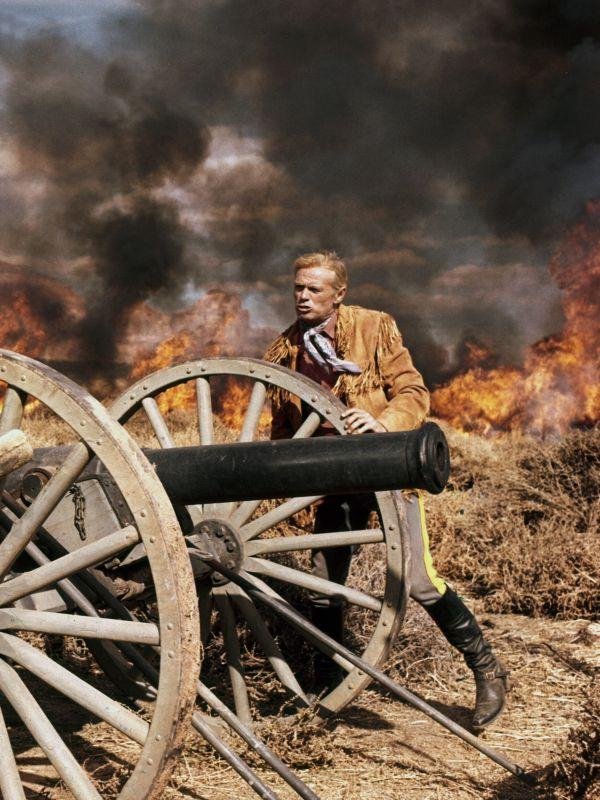 Cheyenne Autumn (1964) - John Ford | Synopsis ...