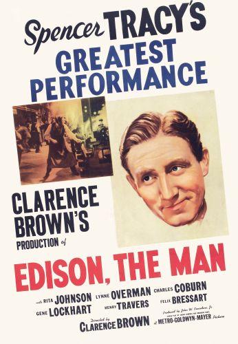 Edison, the Man