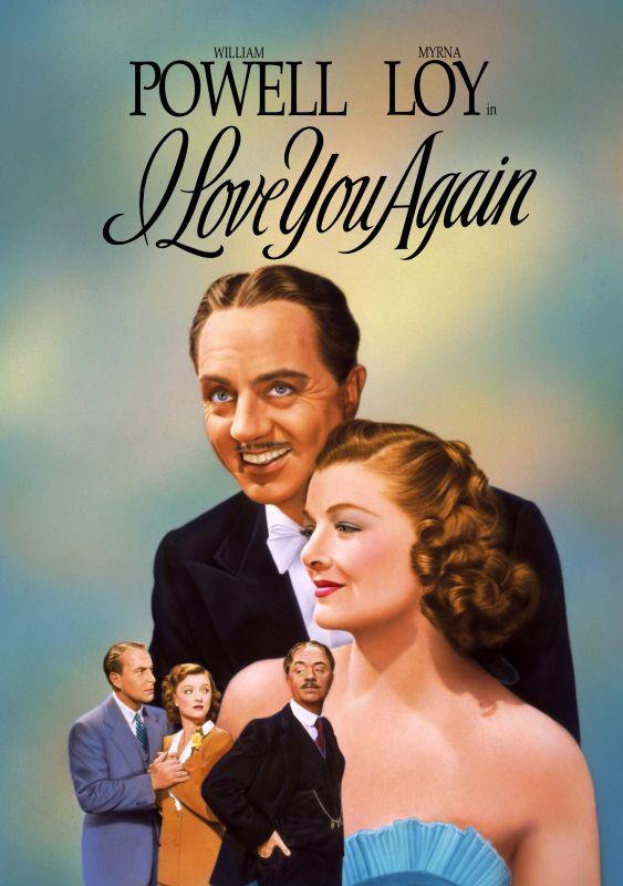 I Love You Again (1940) - W.S. Van Dyke | Synopsis