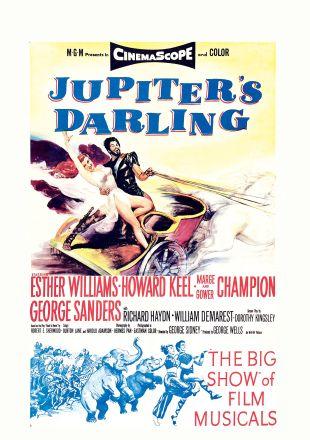 Jupiter's Darling
