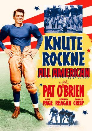 Knute Rockne---All American