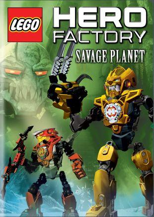 LEGO: Hero Factory - Savage Planet