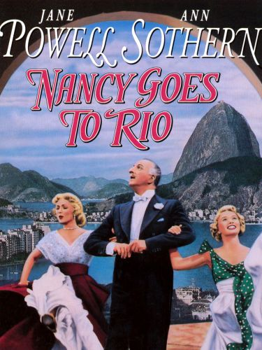 Nancy Goes to Rio