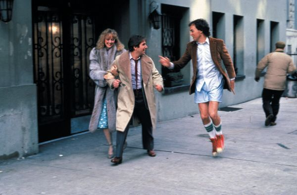 night shift 1982 ron howard synopsis