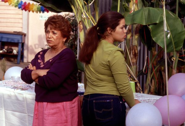 """the comedy film real women have curves """"because now i wear original designs from estela garcia's boutique 'real women have curves movie when the women real women have curves: a comedy."""