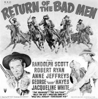 Return of the Badmen