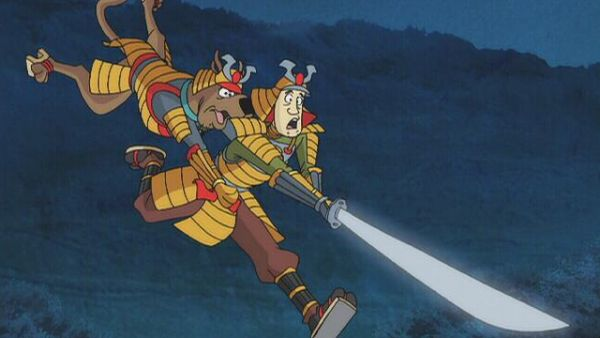 Scooby Doo And The Samurai Sword 2009 Christopher Berkeley Synopsis Characteristics