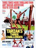 Tarzan's Three Challenges