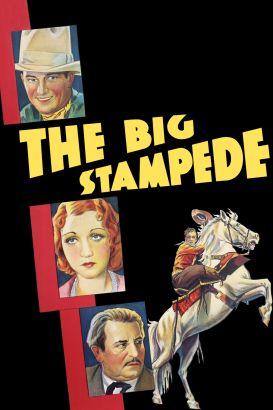 The Big Stampede (1932)