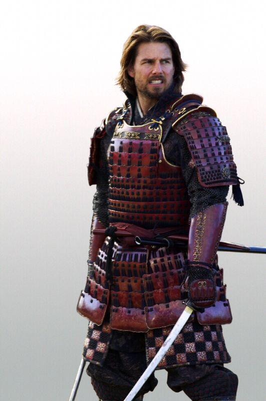 Tom Cruise The Last Samurai Hairstyle 128543 The Last Sam