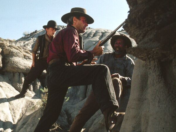 unforgiven directed by clint eastwood film studies essay The 1992 film,  unforgiven  marked a pivotal moment for clint eastwood celebrated by his peers, the critics, and the box office, eastwood became the proverbial  thirty-year overnight  success as a director.