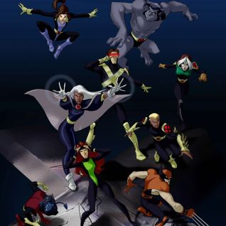 X-Men Evolution [Animated TV Series]