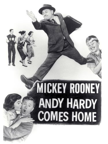 Andy Hardy Comes Home