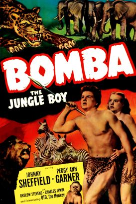 Bomba the Jungle Boy