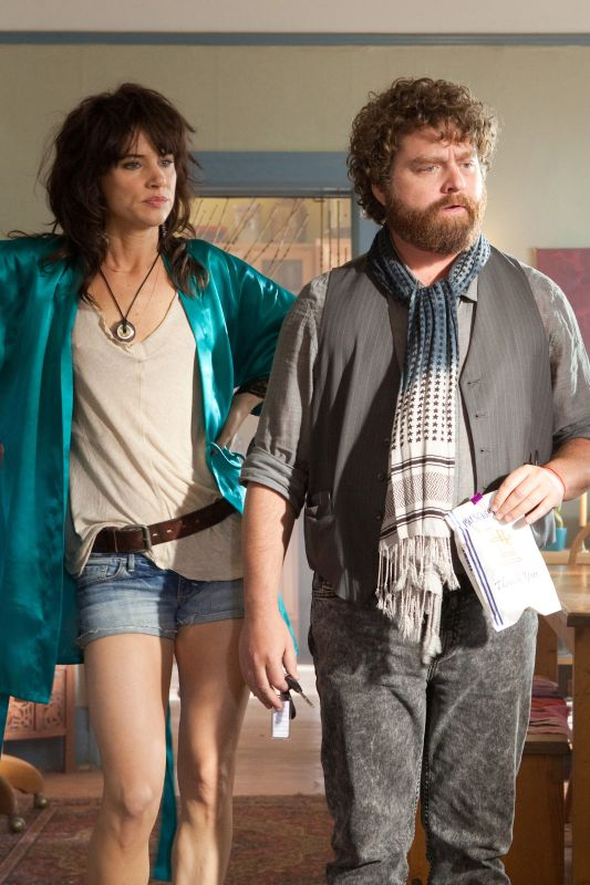 Due date cast in Sydney