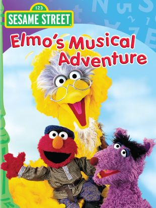 Elmo's Musical Adventure