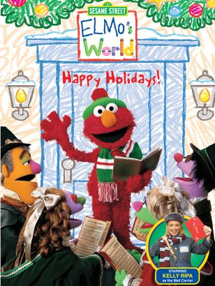 Sesame Street: Elmo's World - Happy Holidays!