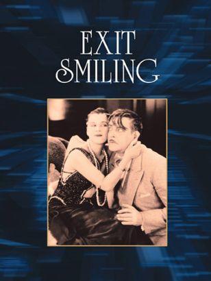 Exit Smiling (1926)