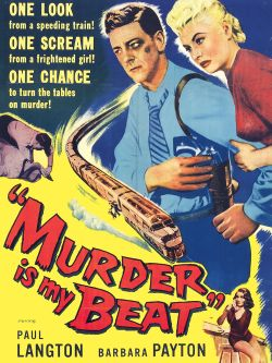 Murder Is My Beat