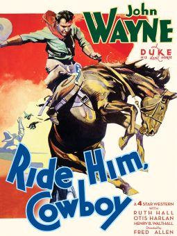 Ride Him, Cowboy