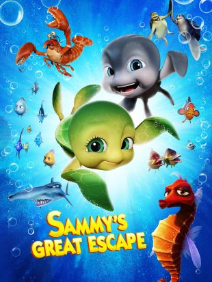 A Turtle's Tale: Sammy's Adventures 2