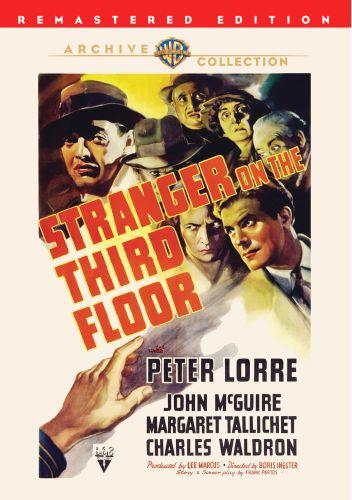 Stranger on the Third Floor