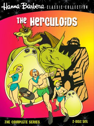 The Herculoids [Animated Series]
