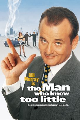 The Man Who Knew Too Little