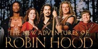 The New Adventures of Robin Hood [TV Series]