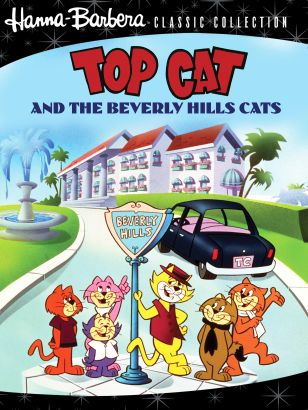Top Cat and the Beverly Hills Cats (1987)