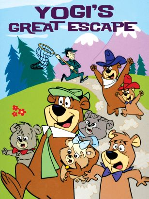 Yogi's Great Escape!